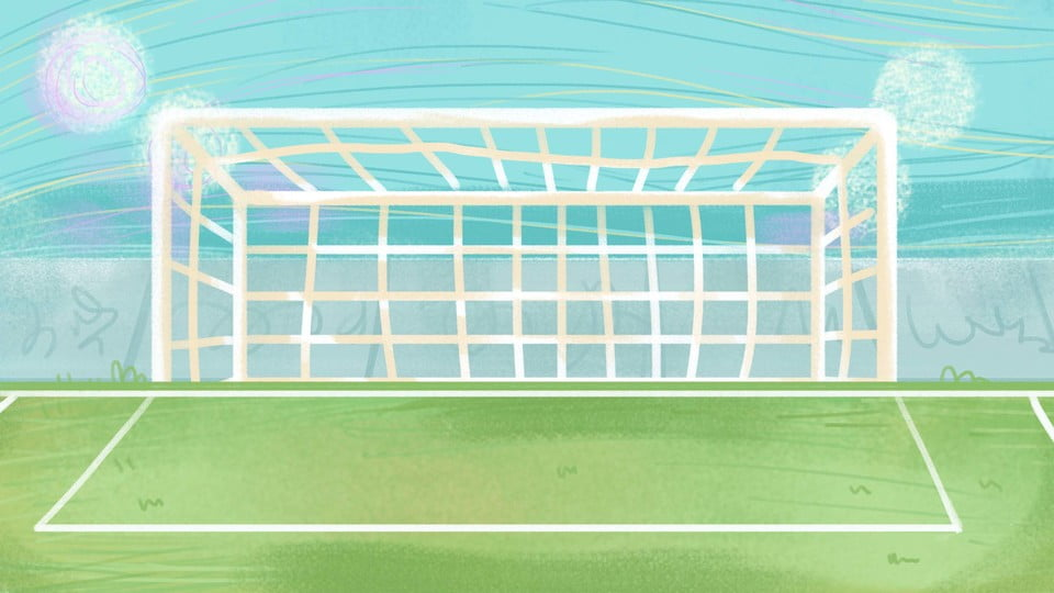 minimalistic hand drawn soccer goal background elements simple hand drawing football goal background image for free download minimalistic hand drawn soccer goal background elements simple hand drawing football goal background image for free download