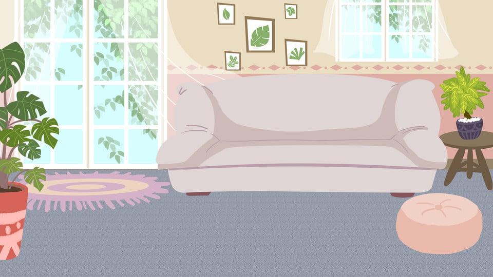 Hintergrund Wohnzimmer Cartoon - Free Home Wallpaper HD ...