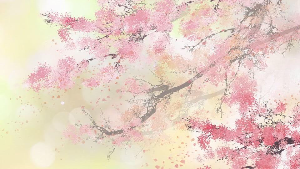Pink Flower Tree Branch Render Watercolor Cartoon Background Pink Flower Tree Flower Branch Background Image For Free Download Almost files can be used for commercial. pink flower tree branch render watercolor cartoon background pink flower tree flower branch background image for free download