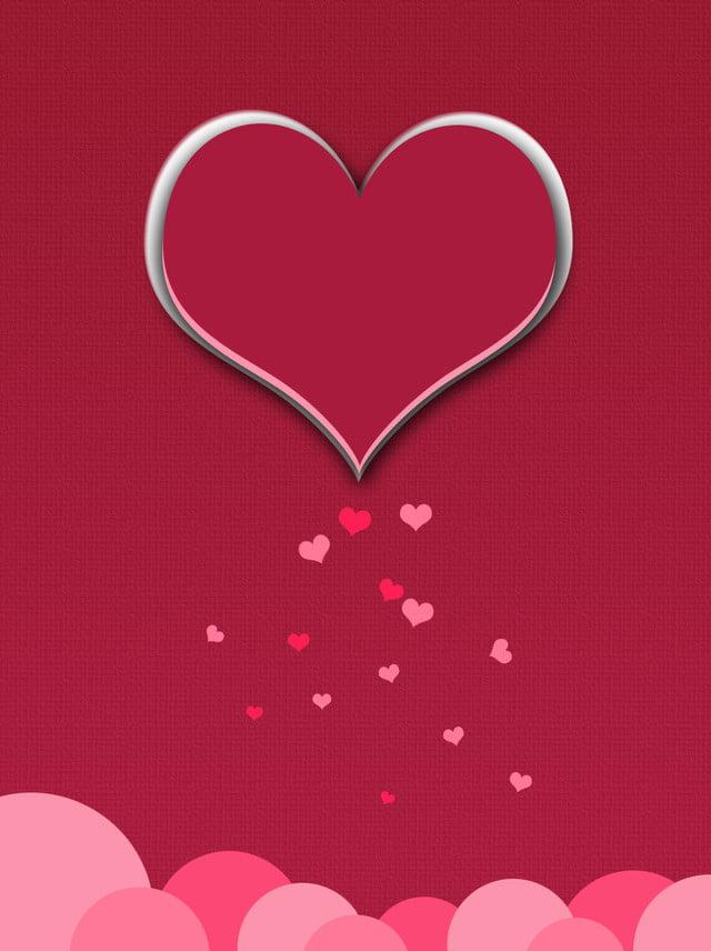 وردة حمراء على شكل قلب خلفية عيد الحب في أضيق الحدود شكل القلب ردة