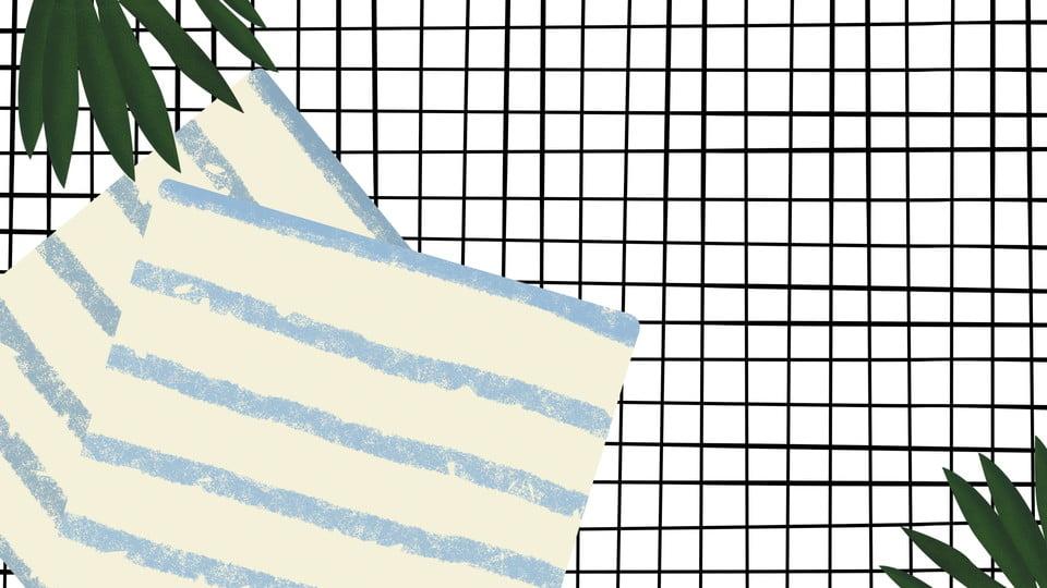 مخطط أبيض وأسود منقوشة ورقة خلفية خضراء المواد خلفية منقوشة خلفية مخططة منقوشة أبيض وأسود صورة الخلفية للتحميل مجانا