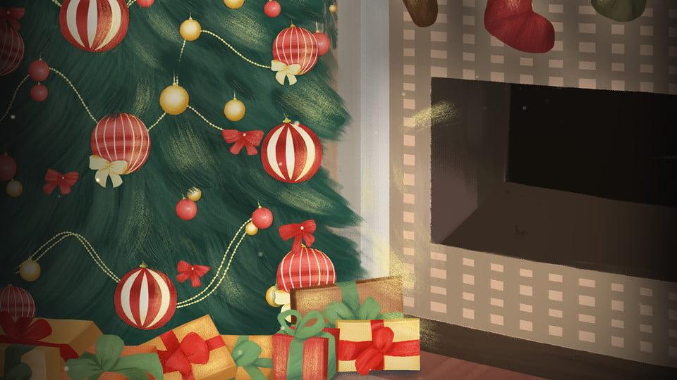 Decorazioni Natalizie 2019.2019 Christmas Background Natale Buon Natale Decorazioni Natalizie