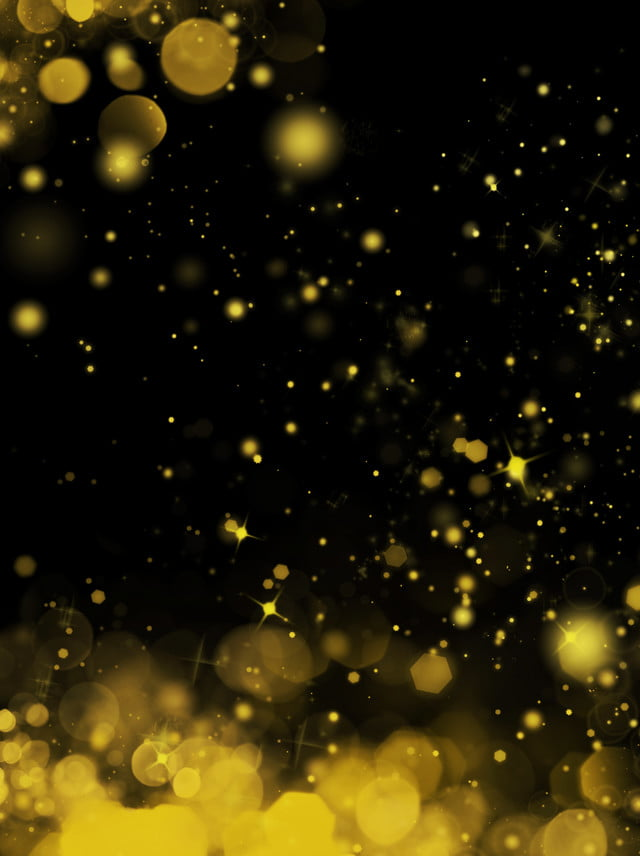 All Black Gold Light Effect Background Special Effects Spot Light Effect Background Image For Free Download