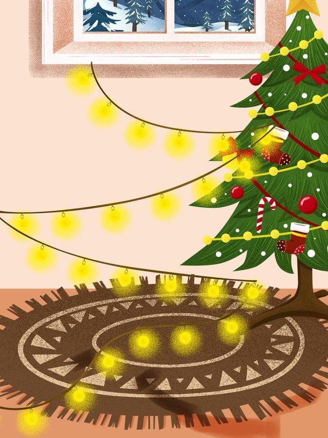 Beautiful Christmas Background Design.Beautiful Christmas Eve Background Winter Background Design