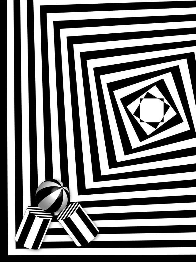 أسود وأبيض مخطط أزياء أبيض وأسود موضة بسيط صورة الخلفية للتحميل مجانا