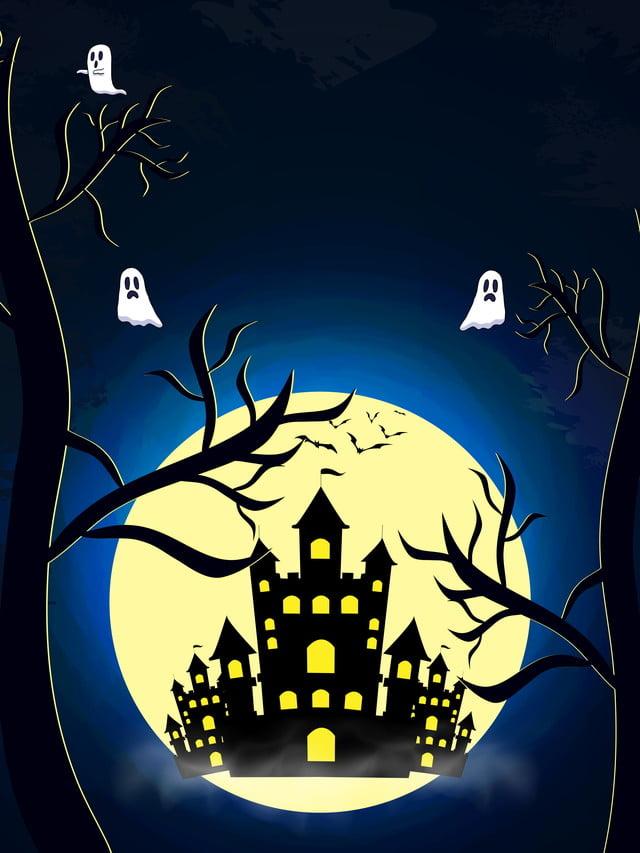 Fond Noir Panneaux Halloween Fond De Bande Dessinée