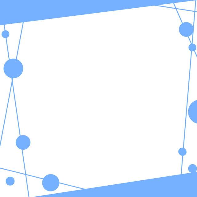 Sfondo Geometrico Blu Emotte Blu Semplice Geometria Immagine Di