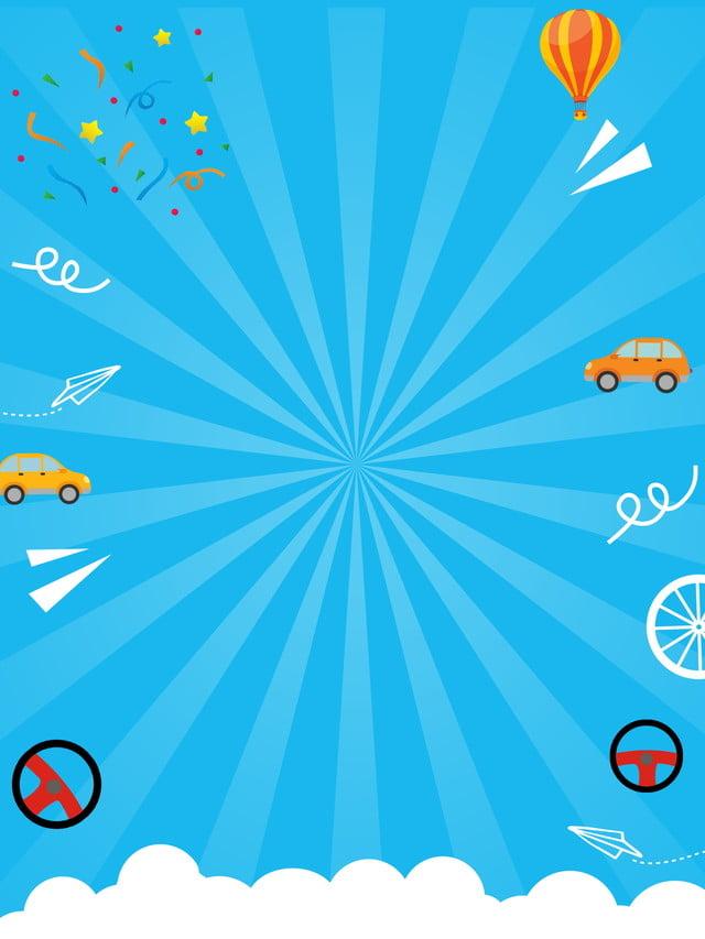 تصميم خلفية مدرسة القيادة الزرقاء الجديدة سيارة ممفيس مدرسة لتعليم القيادة صورة الخلفية للتحميل مجانا