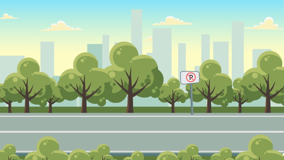 Unduh 780+ Background Jalan Hijau Gratis Terbaik