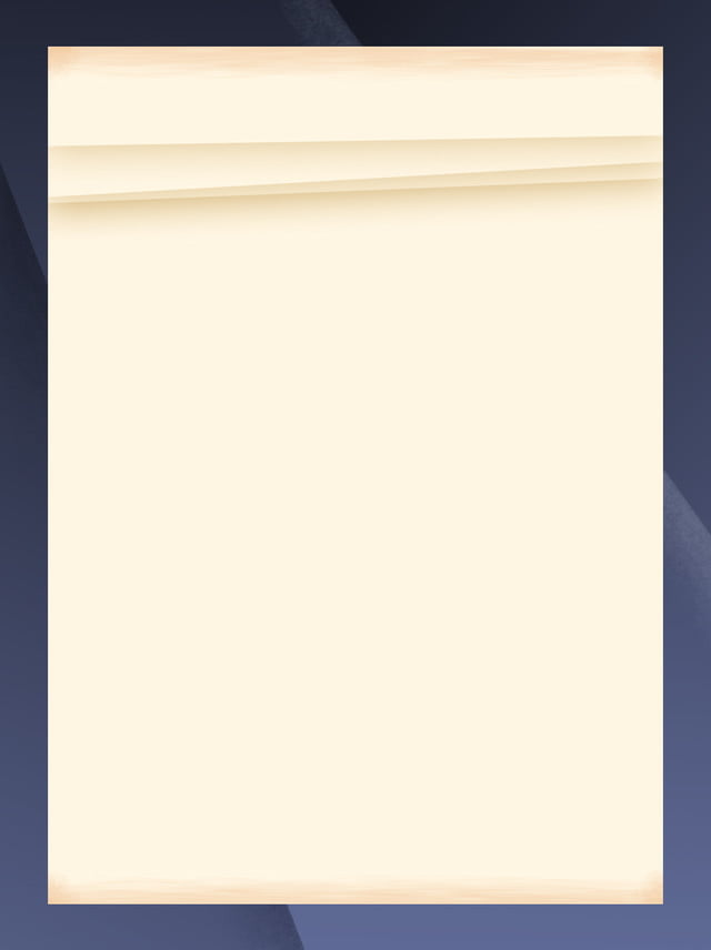 Fond De Bordure Papier Vierge Bloc Notes Papier Simple Le
