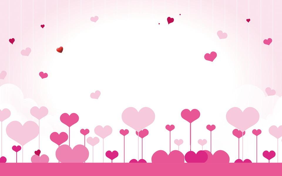 الوردي الأرجواني رومانسية الحب خلفية التصميم زهري خلفية رومانسية خلفيات حب صورة الخلفية للتحميل مجانا