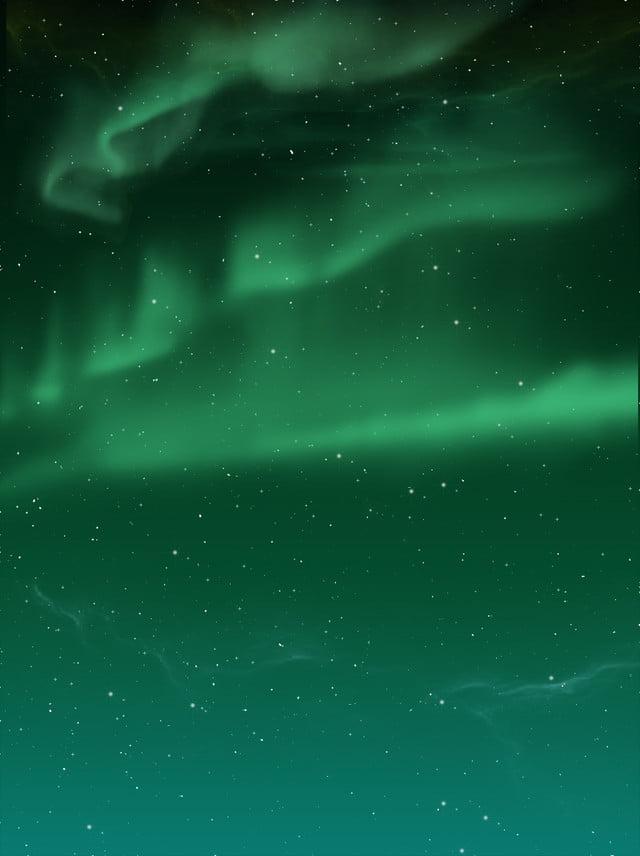 Sfondo Stellato Di Pura Aurora Aurora Cielo Stellato Sfondo Immagine