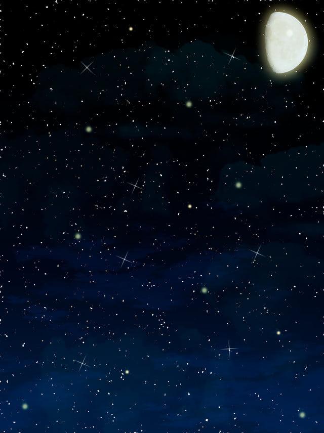 خلفية السماء النقية النقية السماء المرصعة بالنجوم نجمة خلفية صورة الخلفية للتحميل مجانا