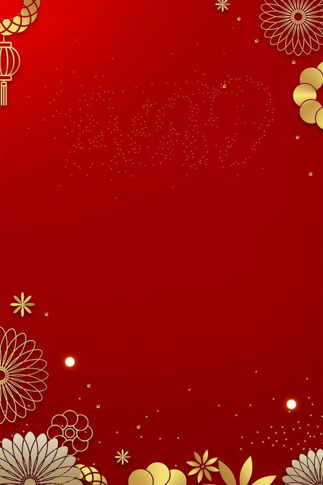 The 2019 Pig Year Design Background Pig Red Red Download Image Festive Of Spring Free For Festival