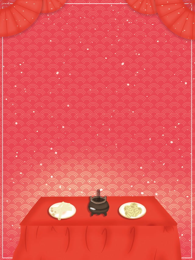 Red Traditional Worship Background Design, Traditional, Red