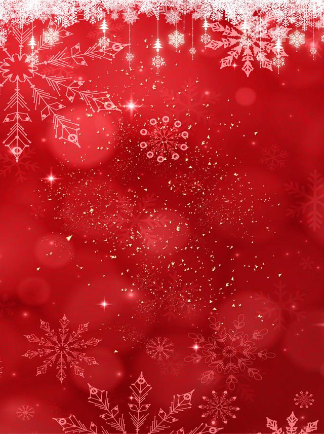 Fondo Rosso Del Manifesto Di Natale Dellatmosfera Alla Moda Sfondo