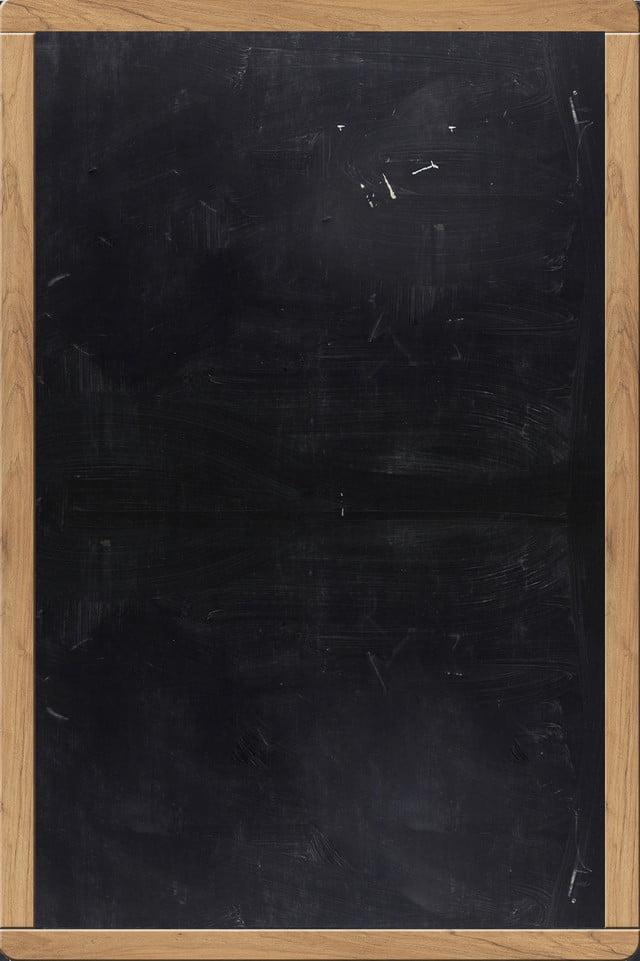 Vintage Campus Wind Blackboard Background Design