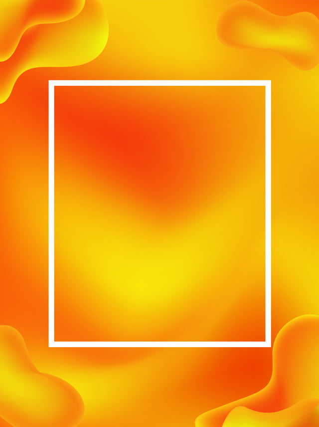 Yellow Creative Laser Gradient Simple Style Orange Background Design Background Background Design Background Material Background Image For Free Download