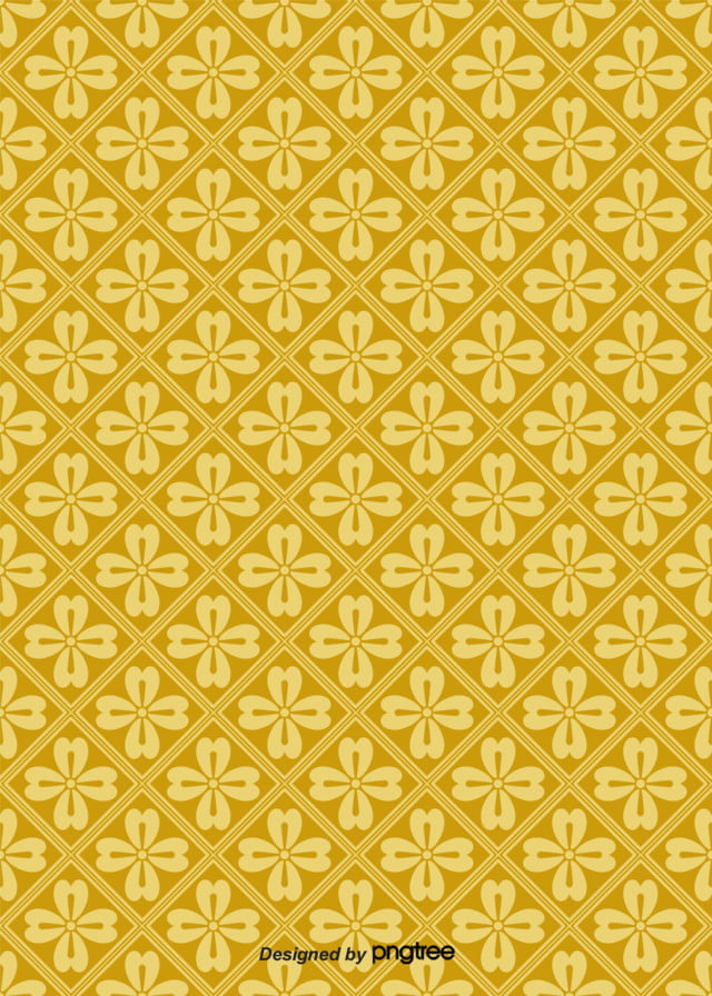 pngtree traditional simple golden luxury japanese rhombic flower texture pattern wallpaper background image 89065
