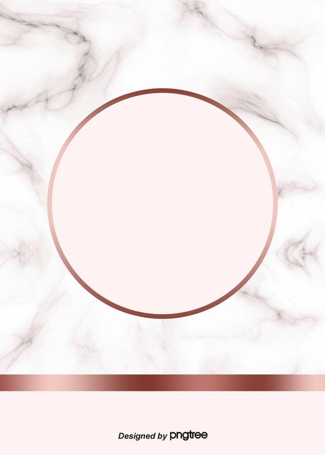 Rose Gold Marbre Lustre Air Marbre Image De Fond Pour Le