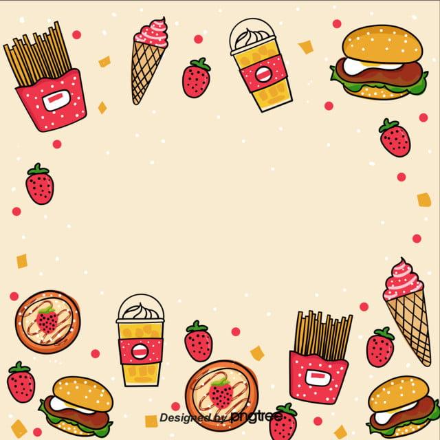 Download 860+ Background Animasi Makanan HD Gratis