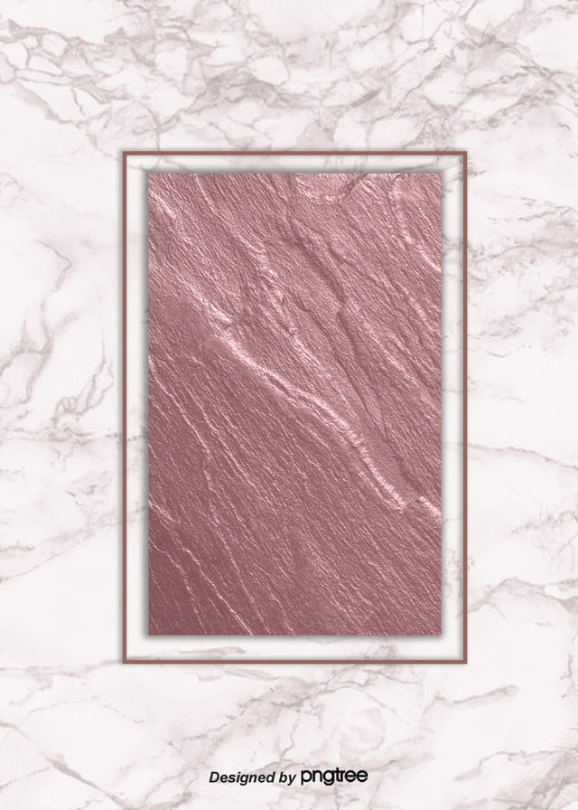 Pink Girl Wind Rose Gold Marble Background Marble Girl