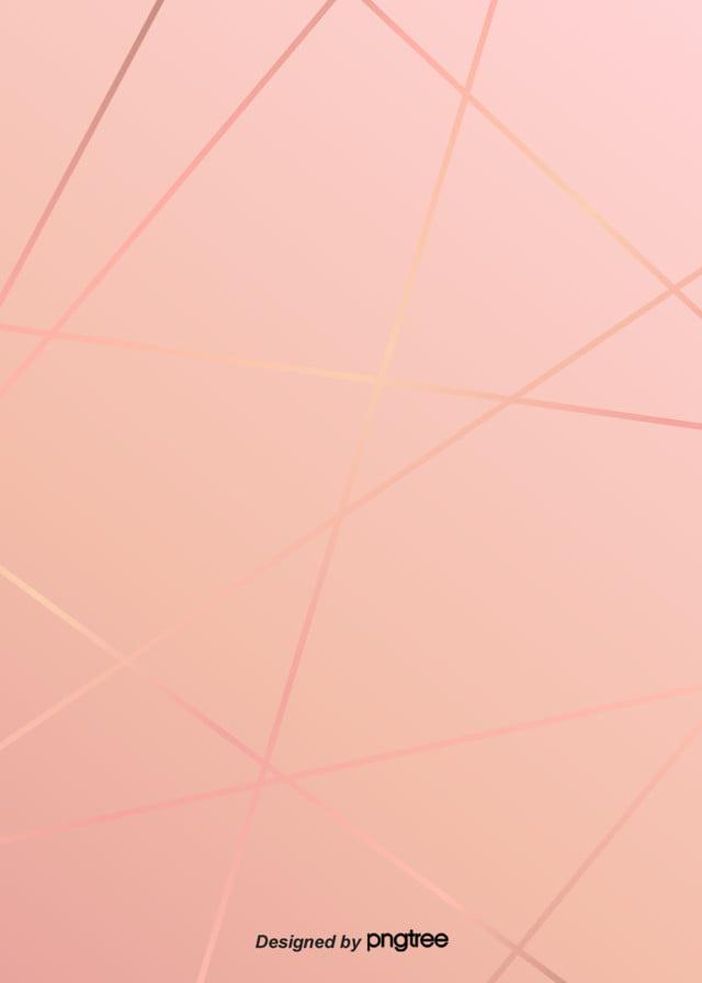 Il Corallo Rosa Doro Lo Schema Di Linee Geometriche Di Consistenza
