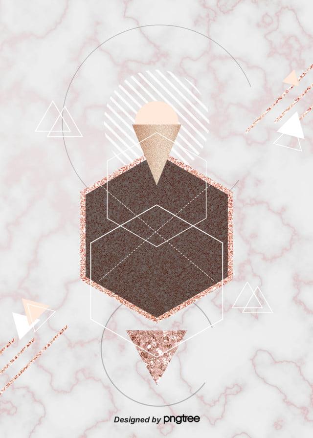 Fond De Marbre Rosegold Geometrique Marbre Abstrait Image De Fond Pour Le Telechargement Gratuit