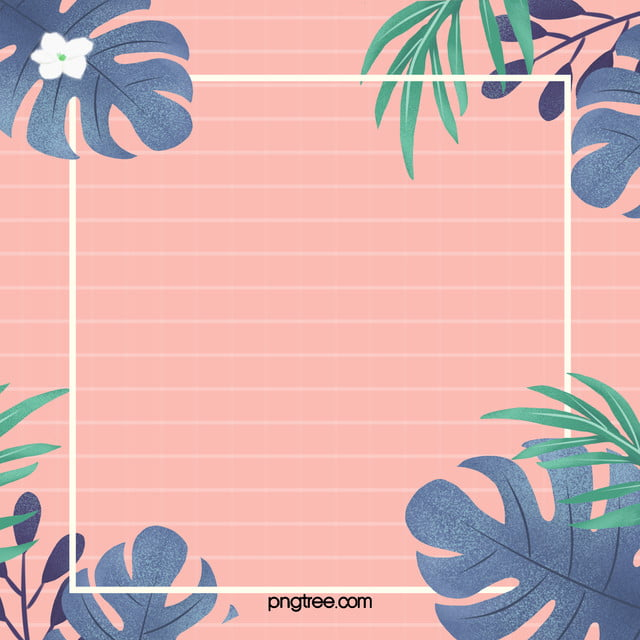 Summer Tropical Palm Leaf Background Summer Colourful Palm Leaf Background Image For Free Download