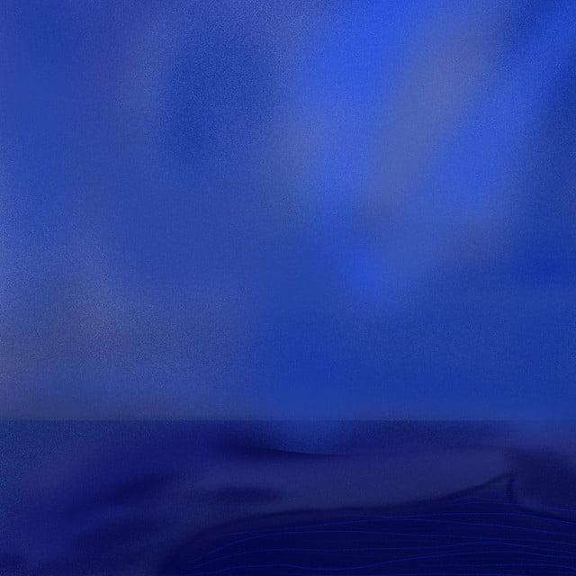 Sullo Sfondo Blu Notte Di Cartone Elementi Di I Cartoni Animati La