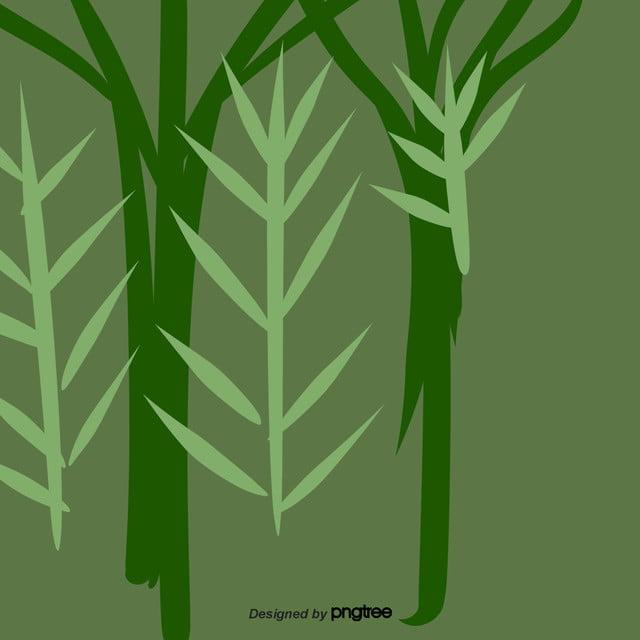 Fundo Verde Da Floresta Dos Desenhos Animados A Cena A Floresta