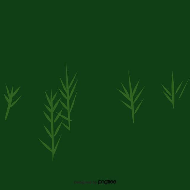 I Cartoni Animati Su Sfondo Verde Erba Elementi Di I Cartoni Animati