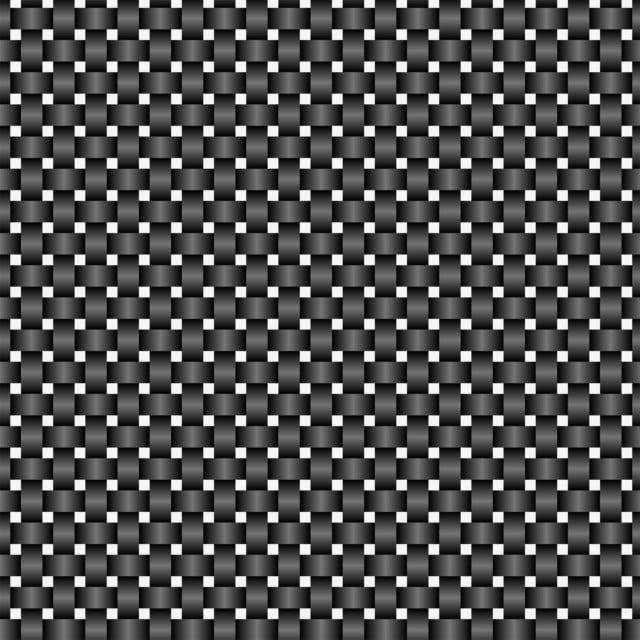 Fabric Weave Black White Fabric Texture Wallpaper