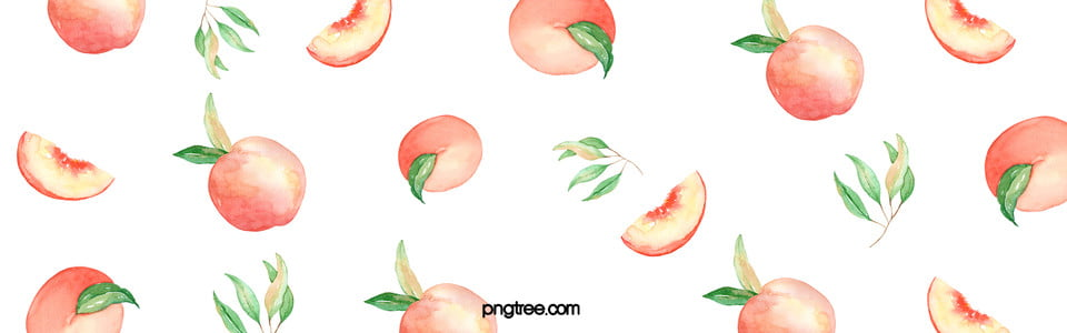 watercolor background of peach patterns in fresh summer summer peach fruits background image for free download https pngtree com freebackground watercolor background of peach patterns in fresh summer 986897 html