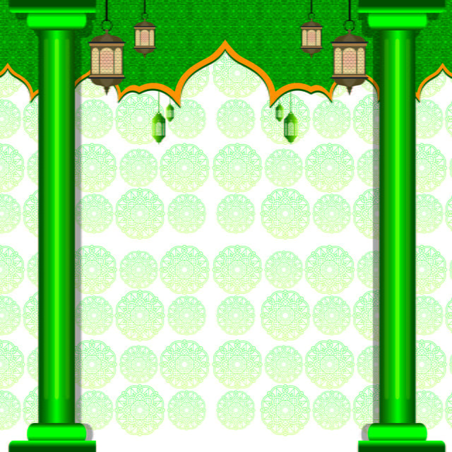 Download 108+ Background Banner Hijau Islami HD Gratis