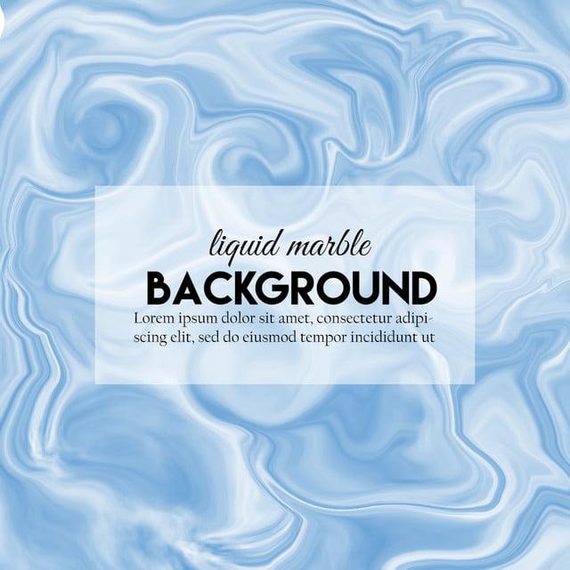 Design Grafico In Marmo Liquido Azzurro Celeste Abstract Contesto
