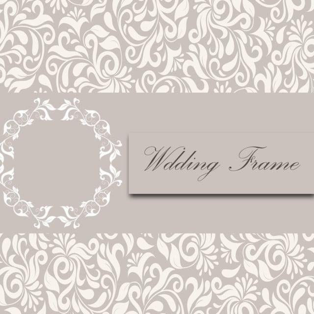 wedding card border frames wedding frame border