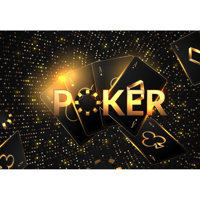 Dark Background Banner With Casino Elements Chips Playing Cards Casino Play Background Image For Free Download