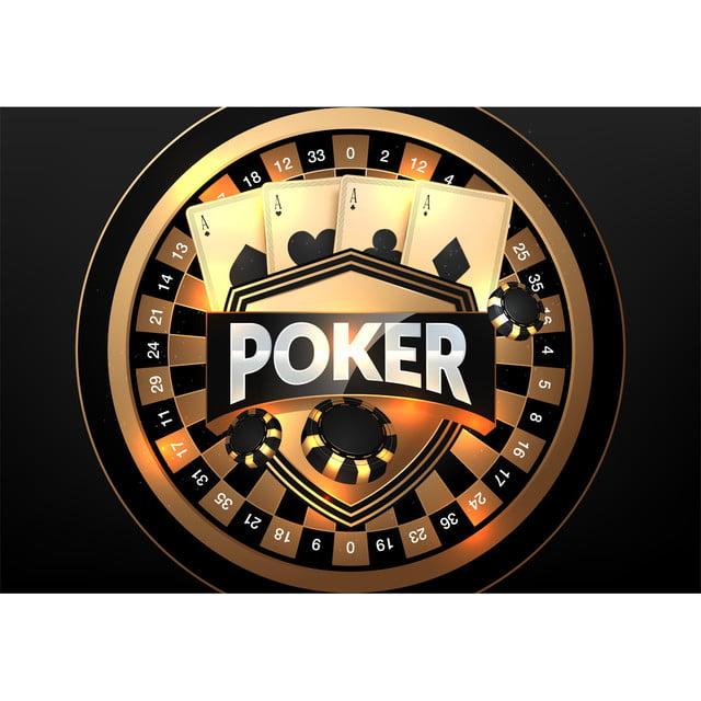 Spielkarten Und Poker Chips Casino Konzept Auf Dunklem
