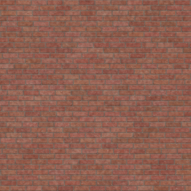 Red Brick Wall Texture Background, Red, Brick, Wall