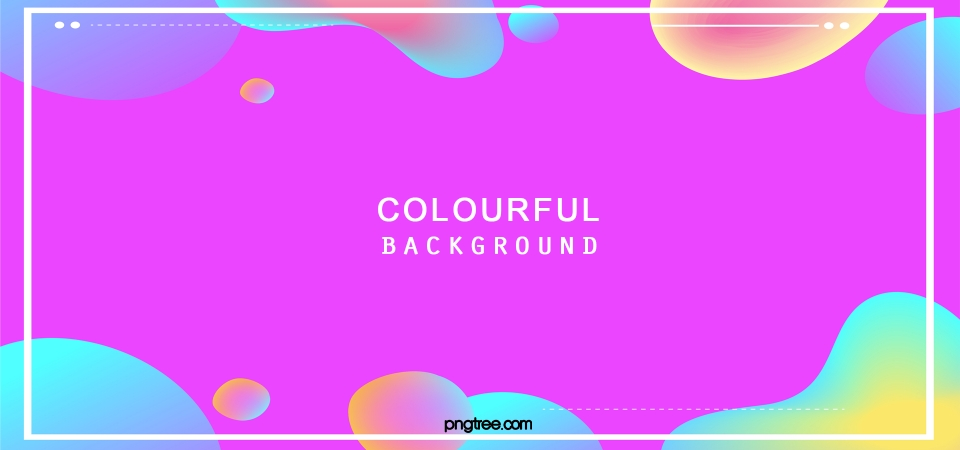 Abstract Color Fluid Wave Background Color Wave Colored