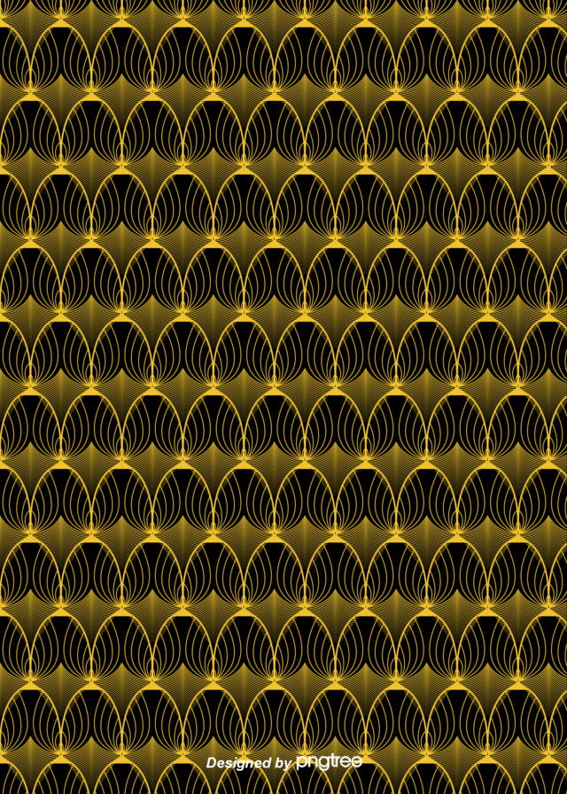 Classical Golden Scale Dark Background, Classical Style