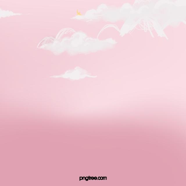 سحابة وردية بيضاء السحب عيد الحب خلفية الوردي الغيوم بايون صورة الخلفية للتحميل مجانا