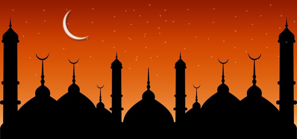 eid al adha moon banner design eid al adha eid mubarak background image for free download https pngtree com freebackground eid al adha moon banner design 1152973 html