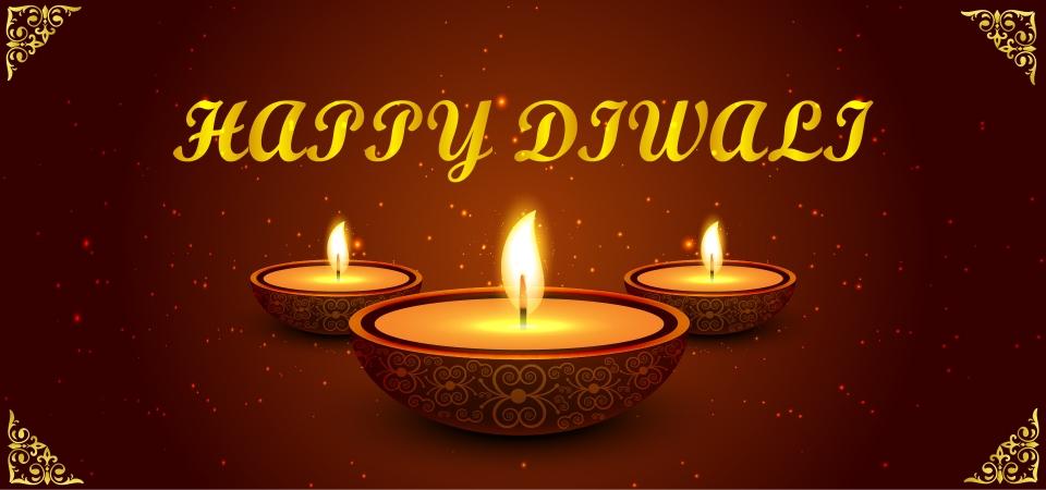 Happy Diwali Stylish Background Design Happy Diwali