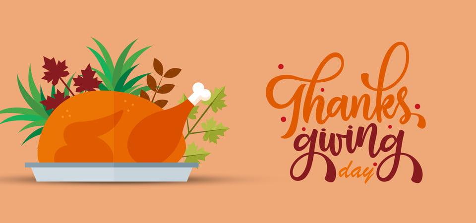 Fetes De Thanksgiving Celebrations Vectorielles Fond D Ecran
