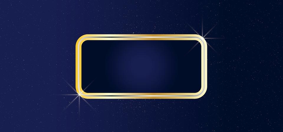 Latar Belakang Biru Dengan Bingkai Emas Memicu, Emas, Bingkai Emas, Latar  Belakang Emas Gambar Latar Belakang Untuk Unduhan Gratis