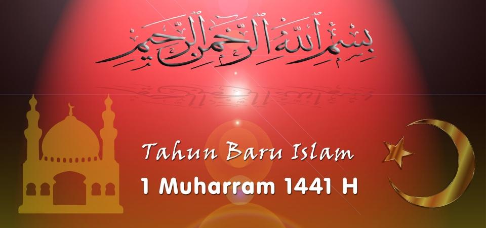 Tahun Baru Islam 1441 H, Tahun Baru Islam, 1 Muharram, Background