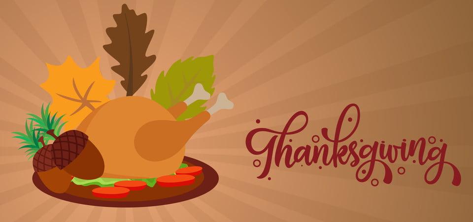 Jour De Thanksgiving Vecteur Fond D Ecran Animal Les