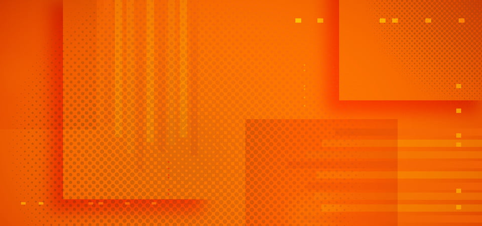 Orange Vector Abstract Background Background Banner